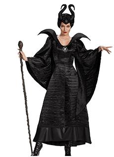 魔女 眠れる森の美女コスプレ衣装