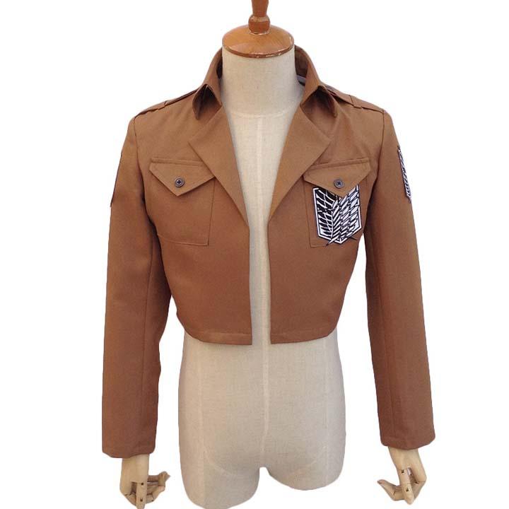 進撃の巨人 調査兵団 コート 衣装