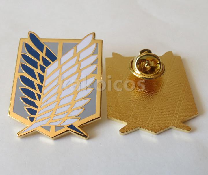 進撃の巨人 紋章 自由の翼 調査兵団