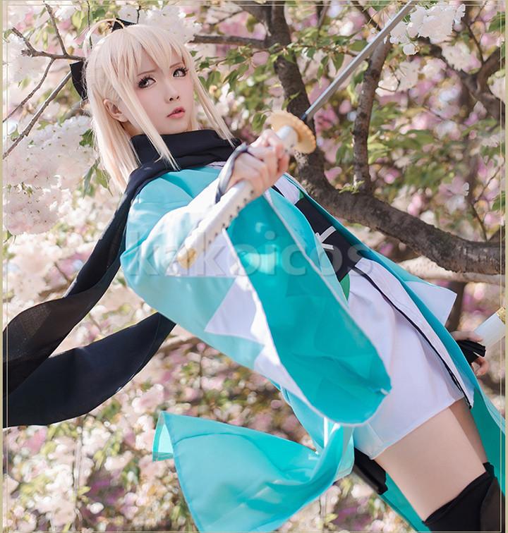 Fate/Grand Order 沖田総司 桜セイバー衣装