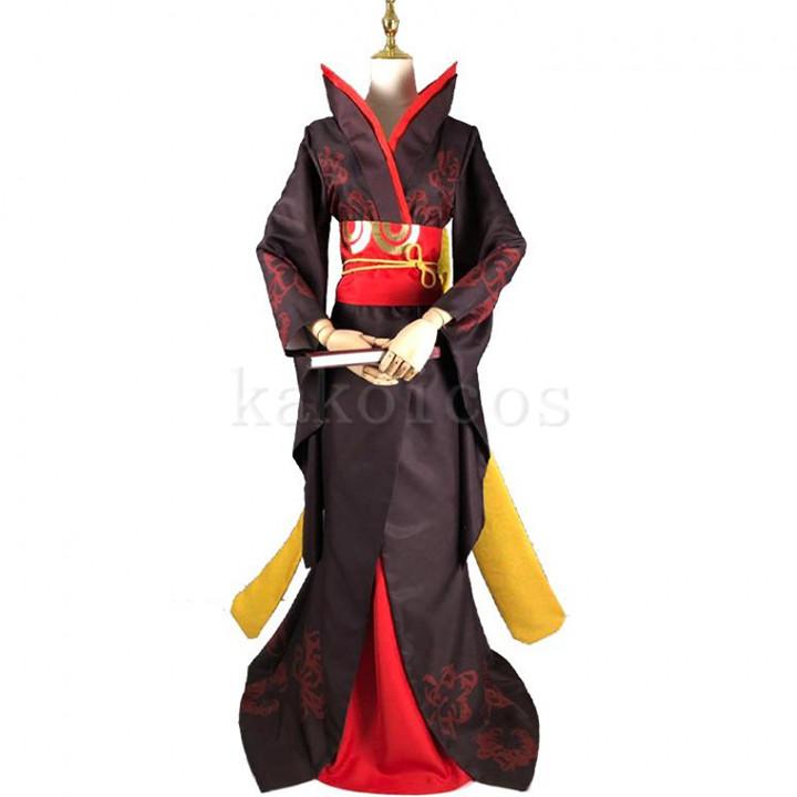 第五人格 紅蝶 芸者 美智子 衣装コスチューム