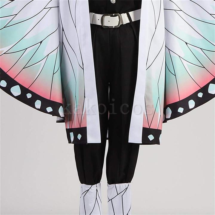 鬼滅の刃  胡蝶しのぶ コスプレ衣装