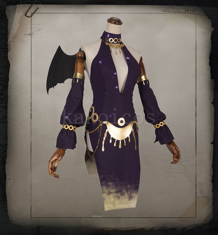 第五人格 祭司 フィオナ・ジルマン 夢の使者 コスプレ衣装