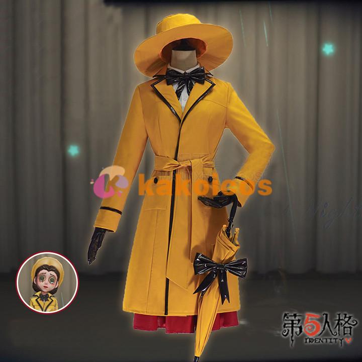 医師 演繹の星 雨中の曲 コスプレ衣装
