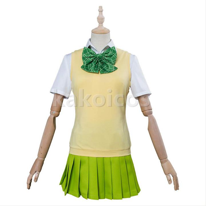 中野四葉 コスプレ衣装