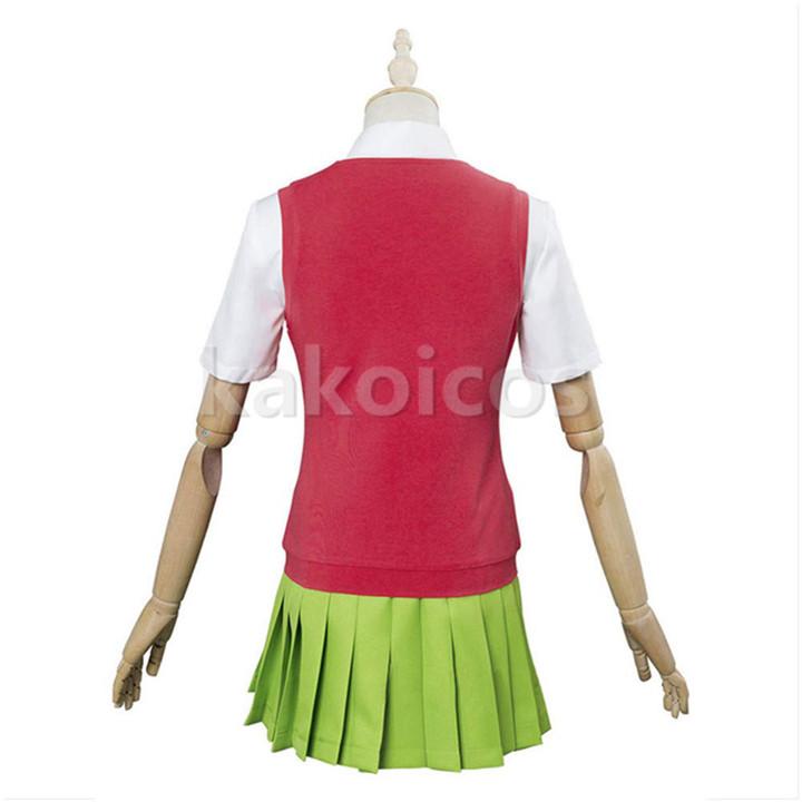 中野五月 衣装