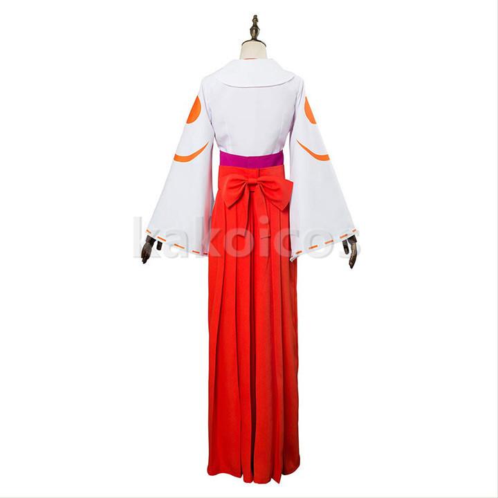 朱菜 シュナ衣装