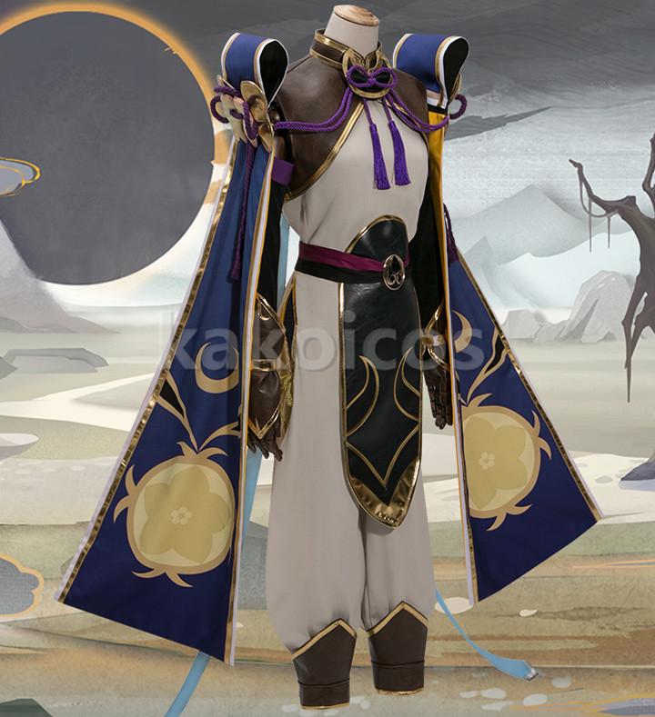 第三段階 蘭陵王 コスプレ衣装