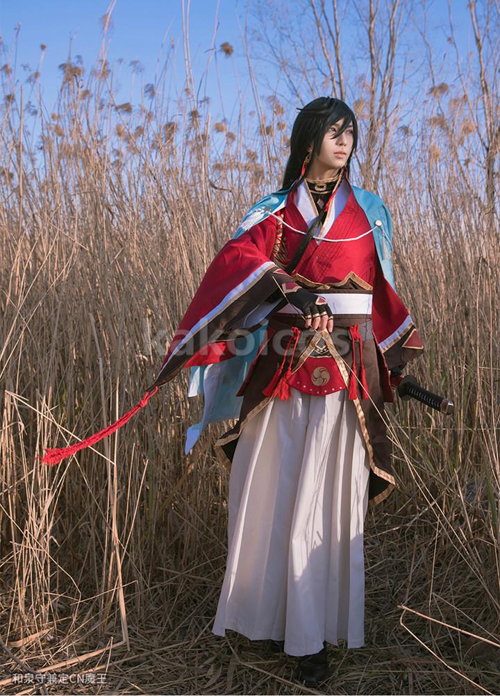 刀剣乱舞 和泉守兼定 コスプレ衣装