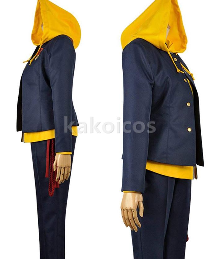 ヒプノシスマイク 山田三郎 コスプレ衣装 コスプレ衣装