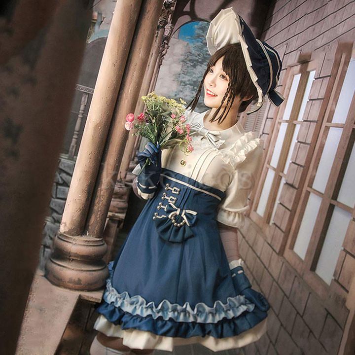 第五人格 庭師 少女達の確執 コスプレ衣装