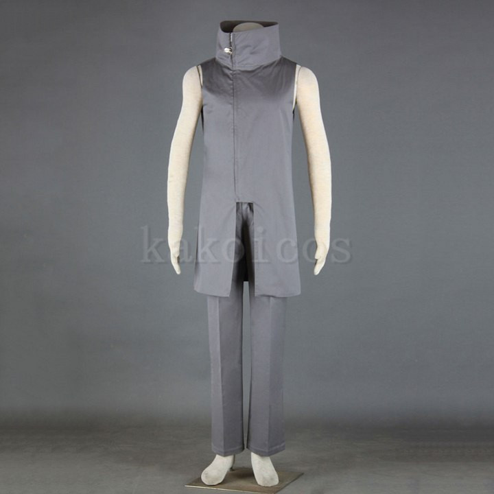 疾風伝 油女シノ 衣装