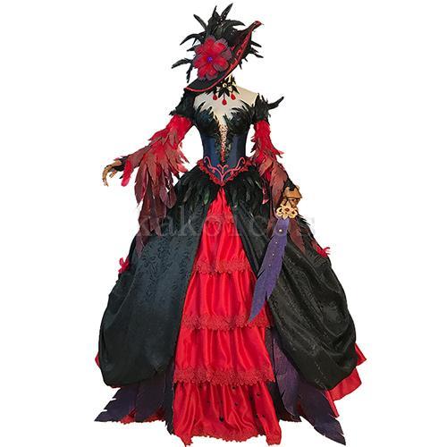 第 五 人格 血 の 女王
